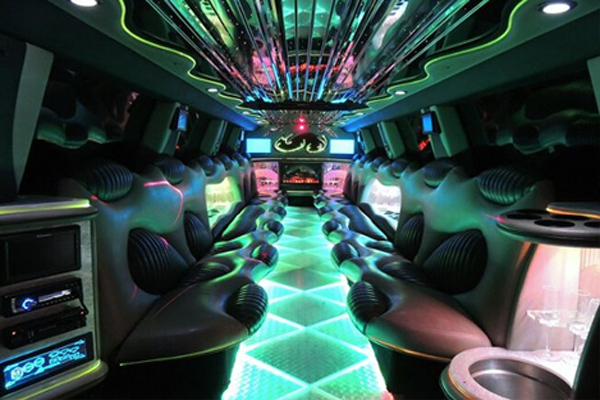 14 Person Hummer Limo Rental