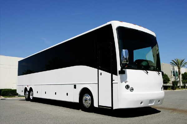 50 Person Charter Bus Service