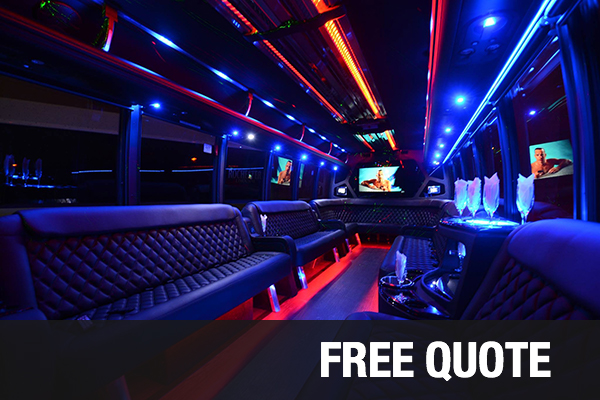 Party Buses For Rental